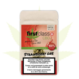 cannabis Strawberry One